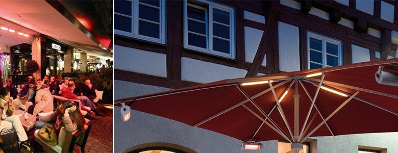 Professionele terrasverwarming voor jouw terras is een goed idee