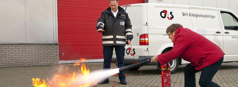 G4S Almere, het adres voor alle  BHV trainingen